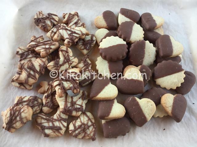 ricette biscotti di pasta frolla