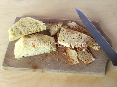 ricette con pane avanzato