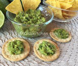 Salsa guacamole ricetta originale
