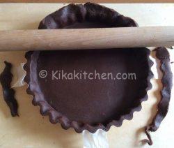 Pasta frolla al cacao bimby friabile e golosa