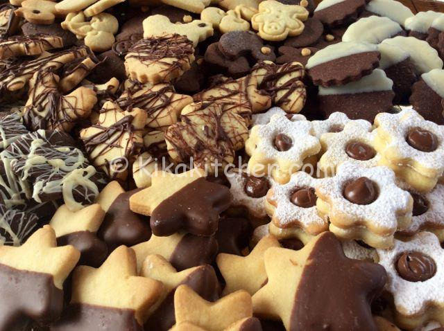 biscotti al burro bimby