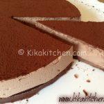 Cheesecake al cioccolato bimby (senza cottura in forno)