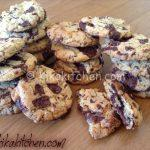 cookies americani bimby