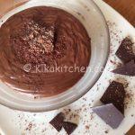 Crema al cioccolato bimby per farcire e decorare