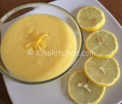 Crema al limone bimby vellutata e profumata