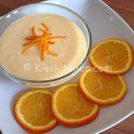 Crema pasticcera all'arancia bimby per farcire torte e crostate