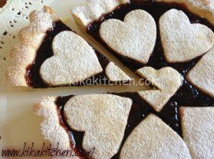 crostata di marmellata bimby