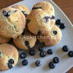 Muffin ai mirtilli bimby soffici e genuini