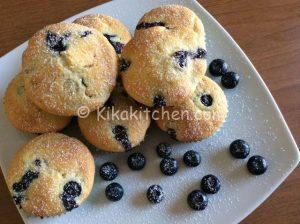 muffin ai mirtilli bimby