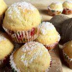 Muffin al cocco bimby soffici e facili da realizzare