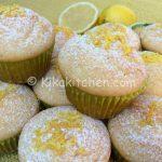 Muffin al limone bimby morbidi e golosi