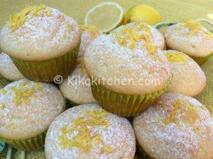 muffin al limone bimby