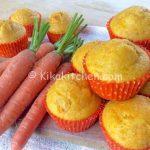 Muffin alle carote bimby soffici e deliziosi
