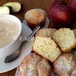 Muffin alle mele bimby soffici e facili da preparare