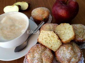 muffin alle mele bimby