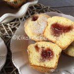 Muffin con marmellata bimby alti soffici e veloci