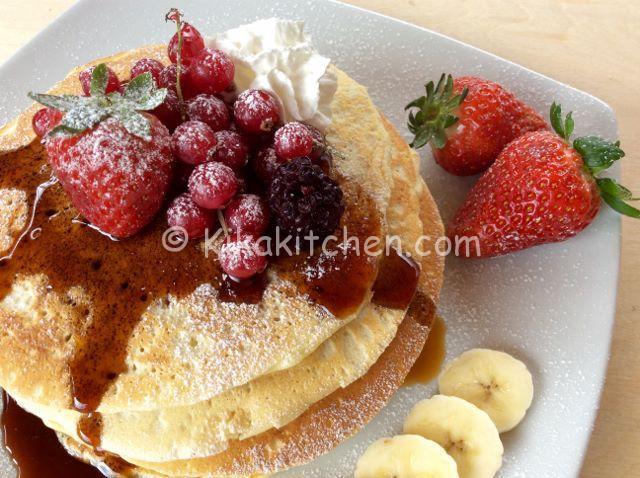 Pancakes americani bimby facili e veloci