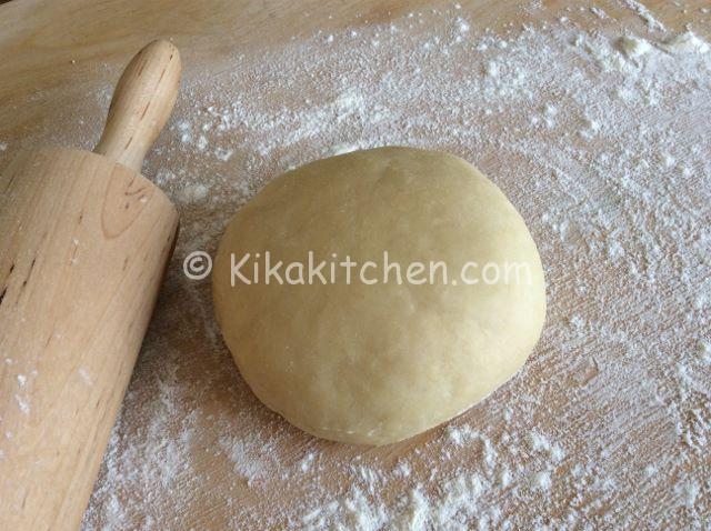 Pasta brisè bimby friabile, facile e veloce