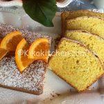 Plumcake all'arancia bimby soffice e profumato
