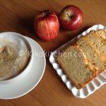 Plumcake alle mele bimby soffice e facile da realizzare