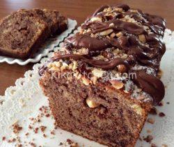 Plumcake nutella e nocciole bimby. Ricetta passo passo