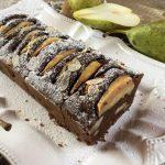 Plumcake pere e cioccolato bimby soffice e goloso