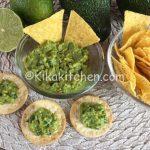 Salsa guacamole bimby facile e veloce