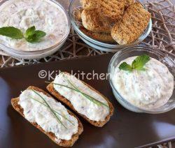 Salsa tzatziki bimby ricetta veloce della salsa greca