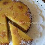 Torta all'ananas bimby fresca e veloce da realizzare