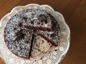 torta cocco e cioccolato bimby