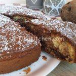 Torta cocco e nutella bimby soffice e golosa