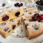 Torta di ciliegie bimby semplice e veloce da realizzare