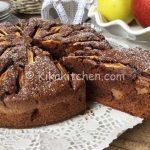 Torta di mele e cioccolato bimby soffice e golosa