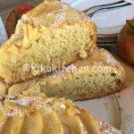 Torta di mele senza glutine bimby con farina di riso