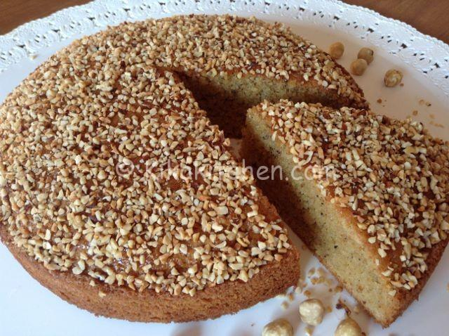 torta di nocciole bimby