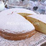 Torta margherita bimby soffice morbida e facile da preparare