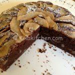 Torta pere e cioccolato bimby soffice e facile da preparare