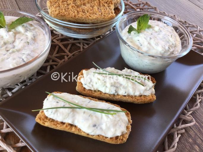 tzatziki ricetta