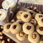 biscotti con nocciole bimby