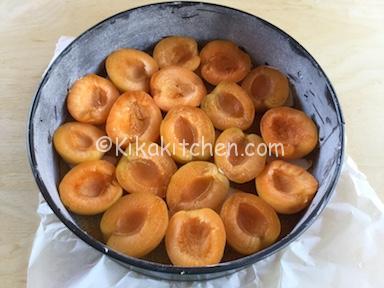 dolci con albicocche
