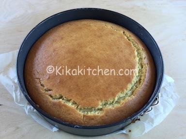 torta rovesciata con albicocche