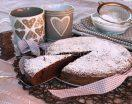Torta tenerina al cioccolato, umida e sofficissima
