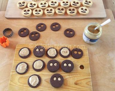 biscotti teschio facili