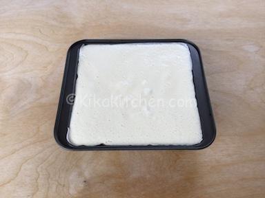 teglia torta magica