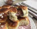Danubio alla nutella. Soffici panini farciti con nutella
