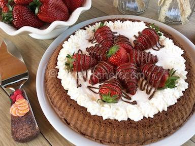 torta base cioccolato