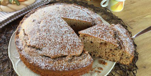 torta farina di castagne