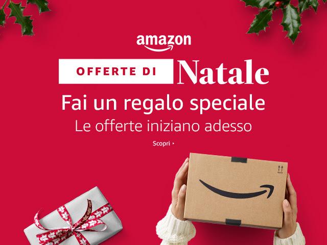 Amazon offerte di natale