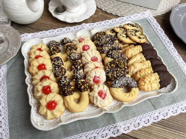 biscotti frolla morbida