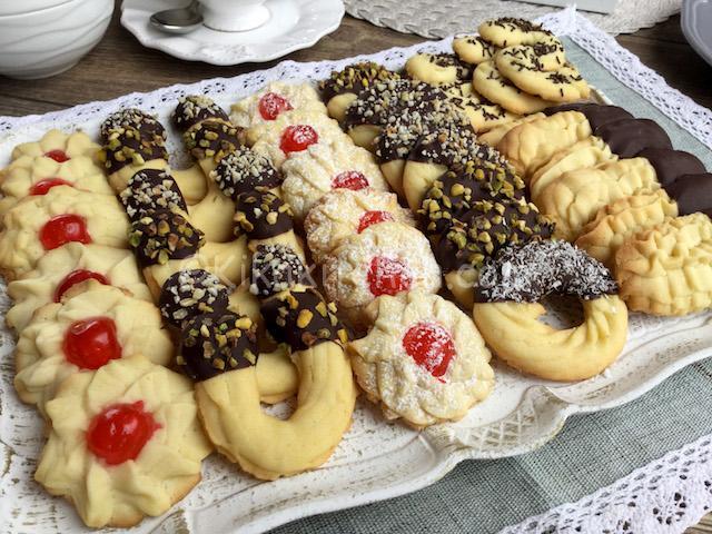dessert friabili
